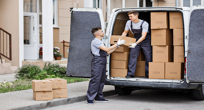 Man And Van Removals in Enfield Greater London